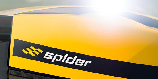 Spider mower 2sgs logo