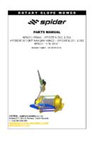 Spider_HSN02_SN_2267-_Parts manual_HSN02