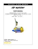 Spider_HSN02_SN_5693_Parts manual_HSN02