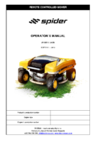 X-Liner Operation Manual